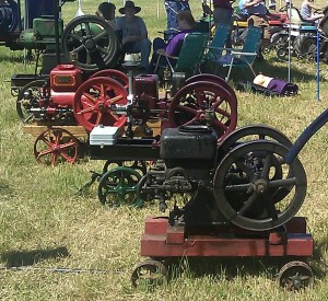 One-stroke Engines at the Silvana Fair